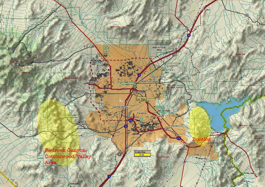 NRMB 2004 Moab Trip May 13 To 17